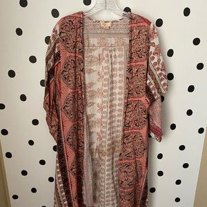 🔥30%OFF🔥EUC BAND OF GYPSIES CARDIGAN S